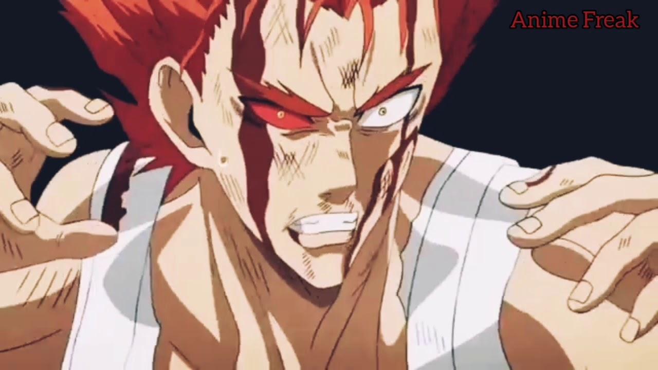 Download Garou vs Genos, Bang & Bomb   Saitama & King vs Elder Centipede