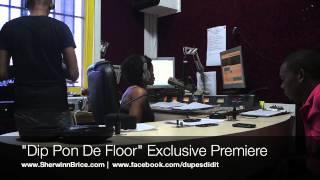 Dip Pon De Floor Exclusive Premiere  RCI