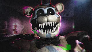 Chased In The Darkness By Freddy!   FNAF: Unreal 2 #1 [Fan Games]