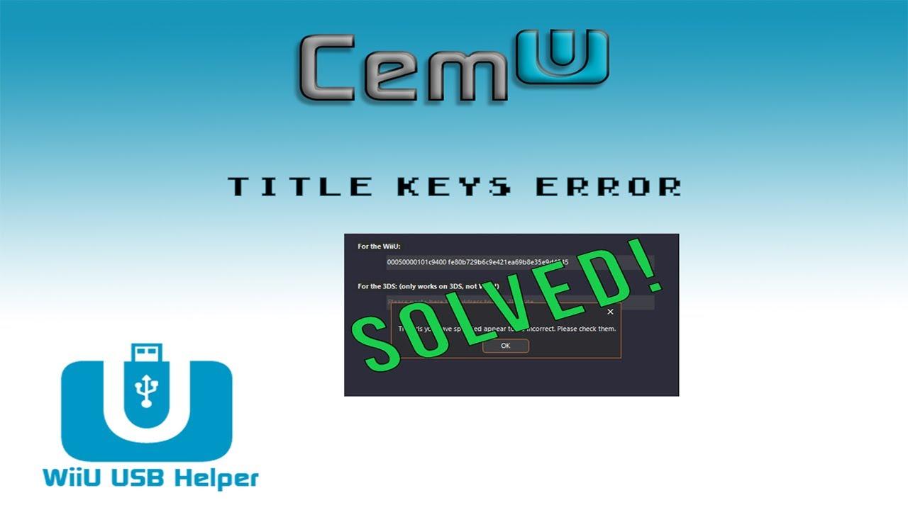wiiu usb helper title key 3ds