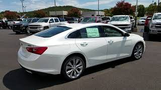 NEW 2018 CHEVROLET MALIBU 4DR SDN PREMIER W/2LZ at Phil Wright Chevy Buick GMC NEW #C18258