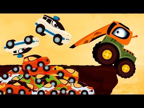 Мультики про машинки Машинка Редди все серии подряд!Мультики для детей Анимашка Сборник мультфильмов