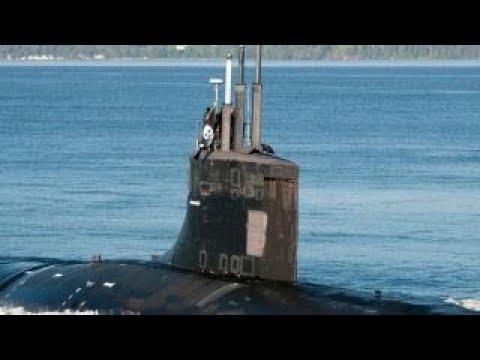 USS Jimmy Carter flies pirate flag Jolly Roger