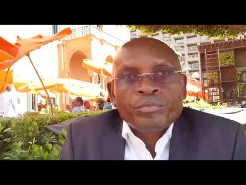 Pierre Alain MOUNGUENGUI élu au Comité Exécutif