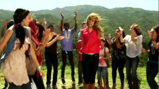 Bridgit Mendler - We Can Change The World - Music Video Snippet
