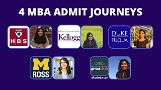 4 Women Share Their Journey to Harvard, Kellogg, Ross and Fuqua MBA