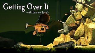 Getting over it - jogo mais odiado do mundo