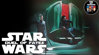 First Look At the Star Wars Film That Never Was: Duel of Fates