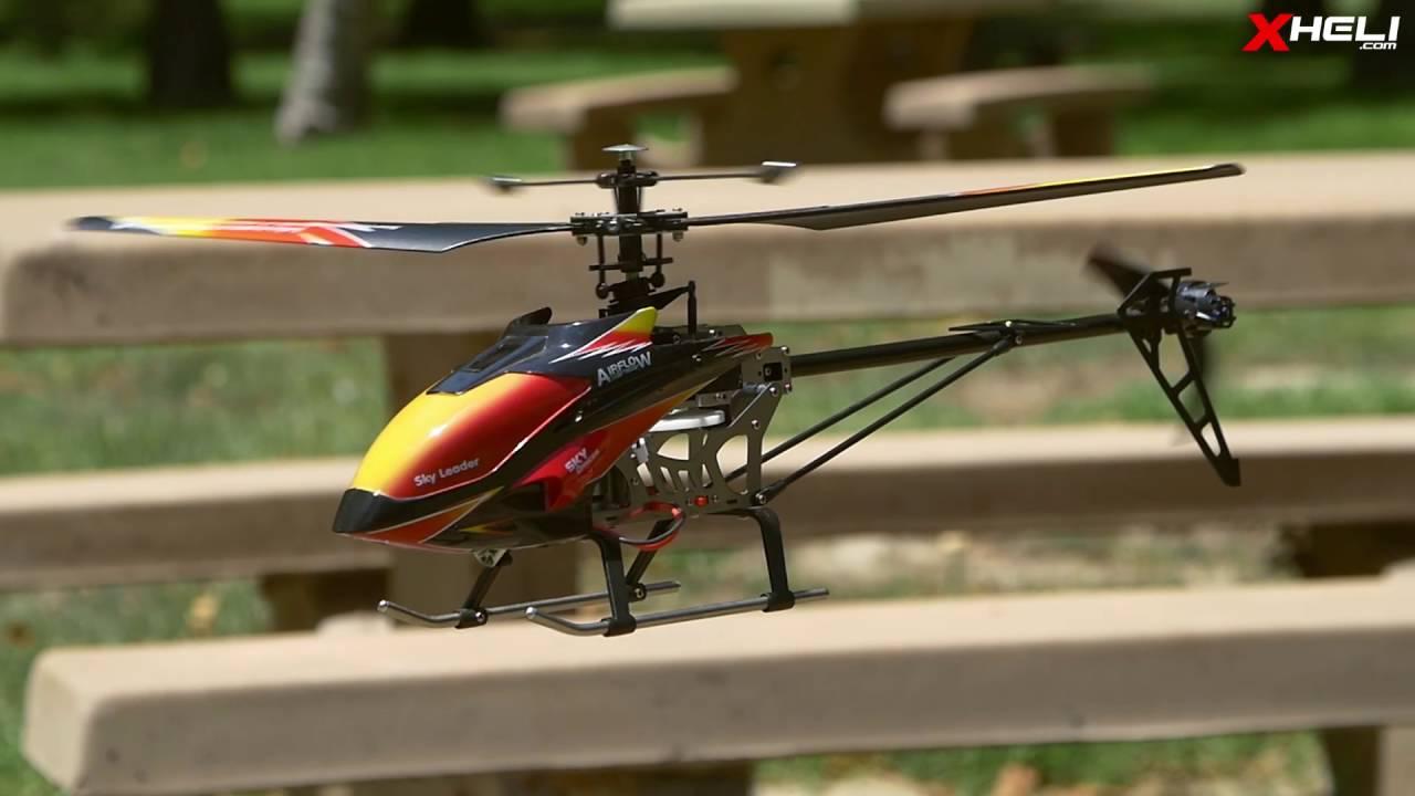 WLtoys V912 Drone Sky Dancer 2.4GHz RTF 4CH RC Hubschrauber