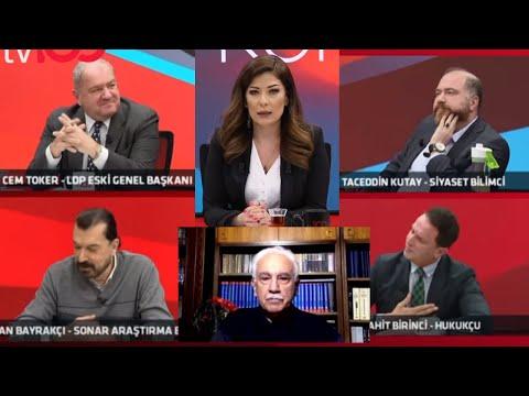 Şimdi Konuşalım - Doğu Perinçek, Cem Toker Mücahit Birinci, Hasan Subaşı, Hakan Bayrakçı -17.01.2021