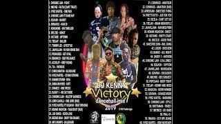 DJ KENNY VICTORY DANCEHALL MIX AUG 2019