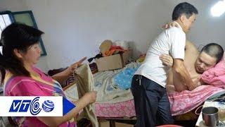 Cưới bạn chồng để cùng chăm sóc chồng bại liệt | VTC
