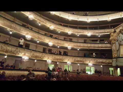 St Petersburg, Mariinsky Theatre