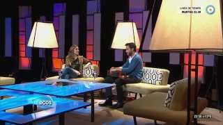 Ecos de mi tierra - Entrevista a Luciano Pereyra - 01-08-15 - (2 de 4)