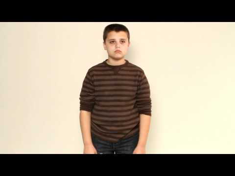 Ethan Wexler, Addams Family Musical Audition, Pugsley (2-20-12)