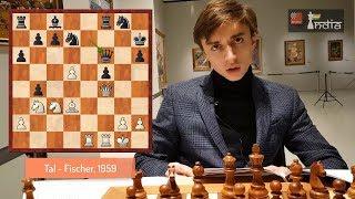 Daniil Dubov s fantastic knowledge of chess classics