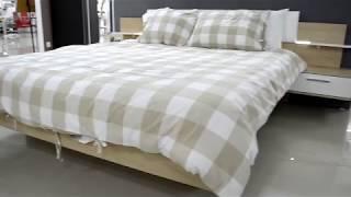 Обзор спальни