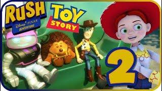 Rush: A Disney-Pixar Adventure Walkthrough Part 2   Toy Story (PC, X360, XB1)