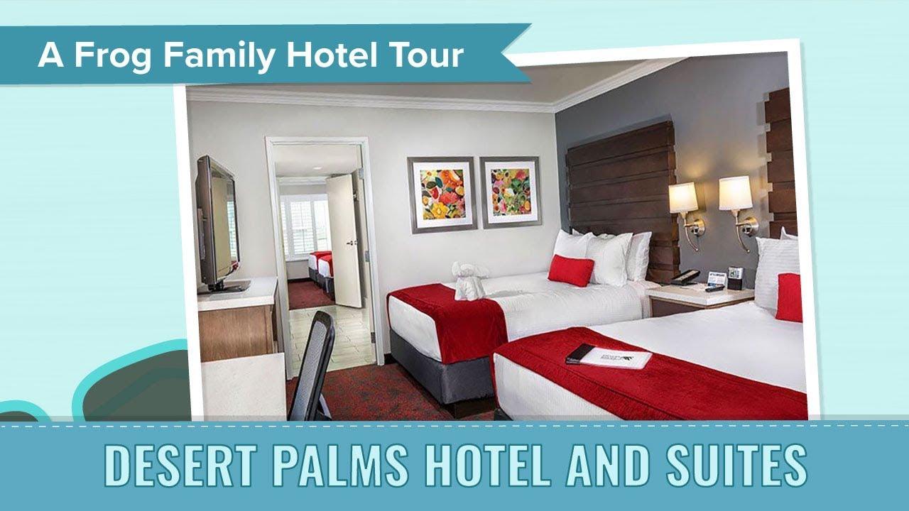 anaheim hotel tour desert palms hotel an undercover tourist rh youtube com