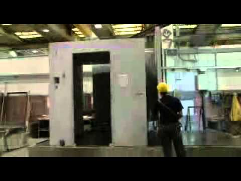 Precast concrete bathroom and kitchen pods - Eurocomponents Italy