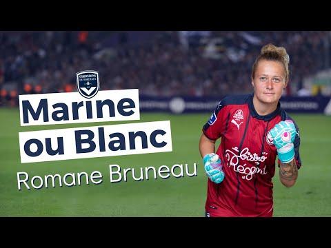 Romane Bruneau plutôt Instagram ou Twitter ?   Marine ou Blanc