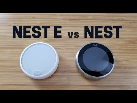 Nest E vs Nest 3rd Gen - Testing out Both