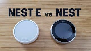 Nest E vs Nest 3rd Gen - Testing out Both