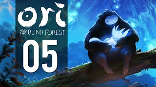 Ori And The Blind Forest - Gameplay Part 5 - Flood Escape (Let