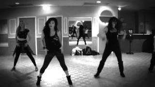 """Gorilla"" by Bruno Mars choreography"