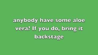 The Sideburns Song - Toby Turner (Lyrics)