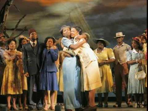 The Color Purple: Bringing the Characters to Life - YouTube