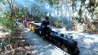 Model Trains You Can Ride One Eighth Scale