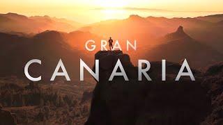 Vidéo : Gran Canaria 4K | Drone | Canary Islands