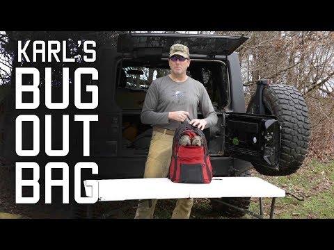 Green Beret's Bug out Bag   Survival Prepper   Tactical Rifleman