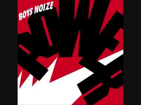 Boys Noize - Kontact me