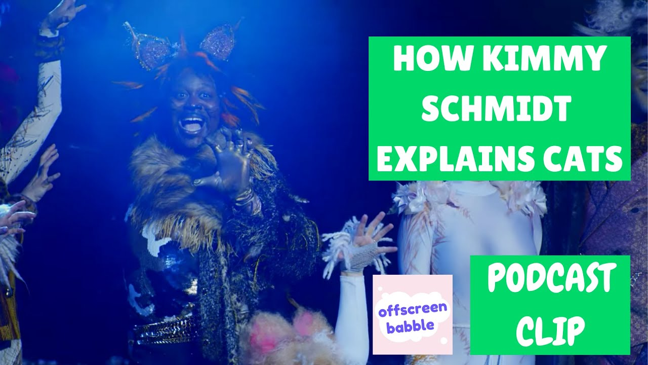 How Kimmy Schmidt Explains Cats on Broadway and Why is the Cats Movie  Happening (Spoilers)