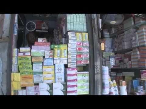 Fake Drugs in Africa - Dan Rather