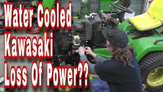 What To Look For On Kawasaki Water Cooled Twins (Loss Of Power) with Taryl