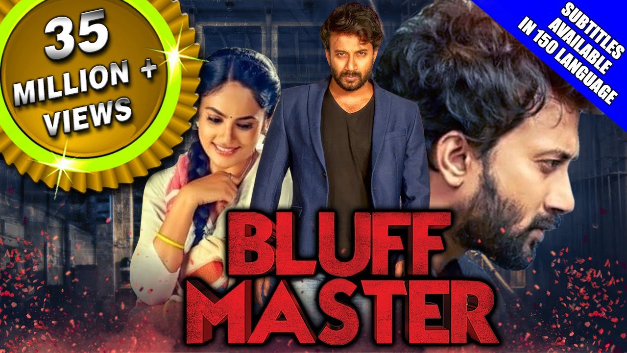 Download Bluff Master (2020) New Released Hindi Dubbed Full Movie | Satyadev Kancharana, Nandita Swetha