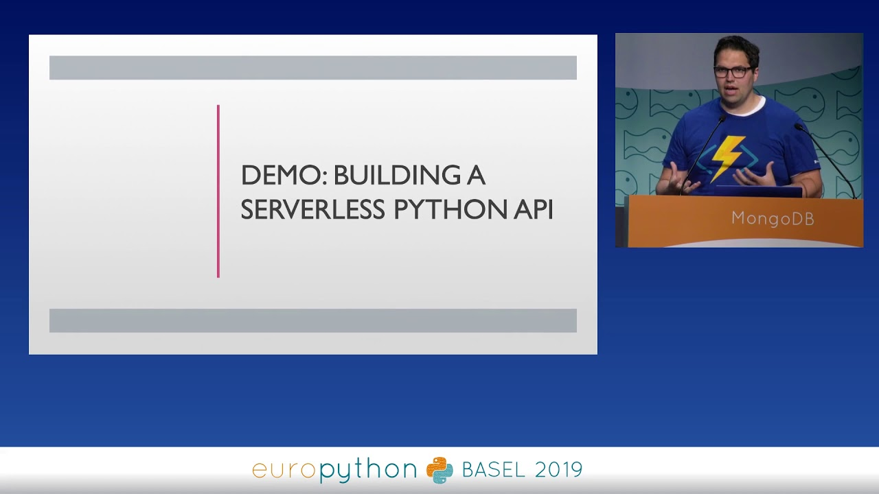 Image from Jeff Hollan - Deploy Python to the cloud faster with Azure Serverless
