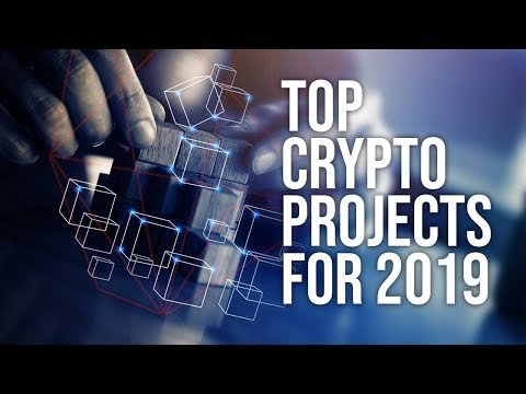 Top Cryptocurrency & STO Projects For 2019