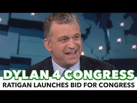 Ex-MSNBC Host Launches Run For Congress