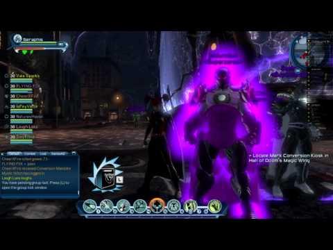 Let's Play DC Universe Online - Part 294 - South Gotham Sub Avatars