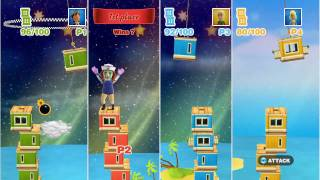 Tower Bloxx Deluxe - Debut Gameplay Trailer | HD
