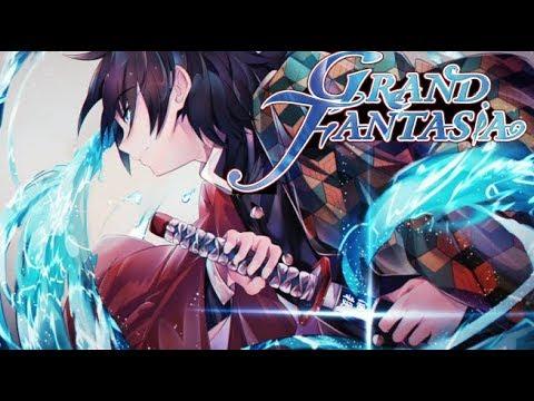 Grand Fantasia - Keyan