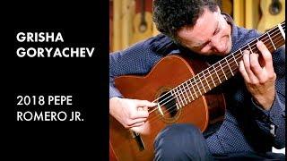 Sabicas' 'Zapateado en Re' - Grisha Goryachev plays 2018 Pepe Romero