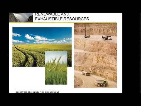 Reservoir Sedimentation Management: Big deal! Why should we even care about it?