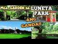Maganda at Relaxing na  GARDEN sa Luneta Park Manila | Rizal Park Chinese Garden and Japanese Garden