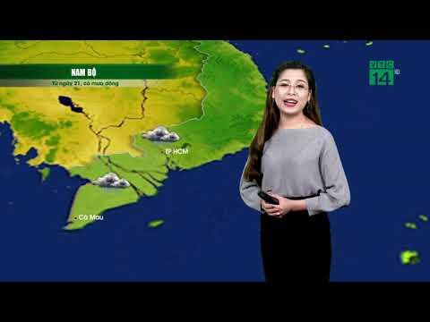 Thời tiết 12h 17/03/2019: Nắng nóng xảy ra ở Đông Nam Bộ, nhiệt độ cao nhất lên ngưỡng 35 độ | VTC14