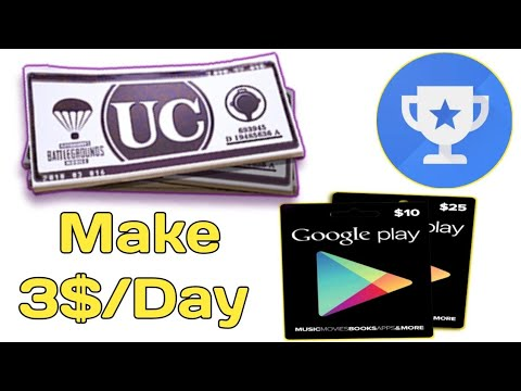 Google Opinion Rewards || Get Pubg Uc For Free || Google Play Gift Card || Tricks Hoster